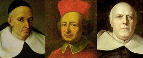 I personaggi della Casanatense